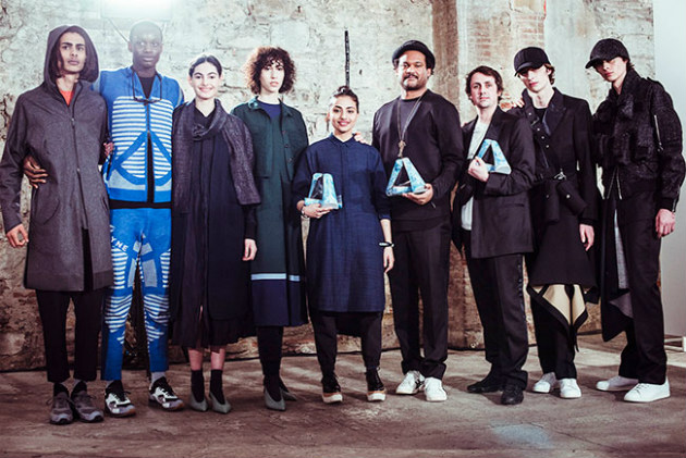Matthew Miller, Bodice and DYNE win the 2017/18 International Woolmark Prize